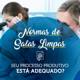 Normas de Salas Limpas: seu processo produtivo está adequado?