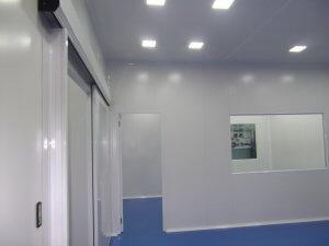 Sala Limpa Branca