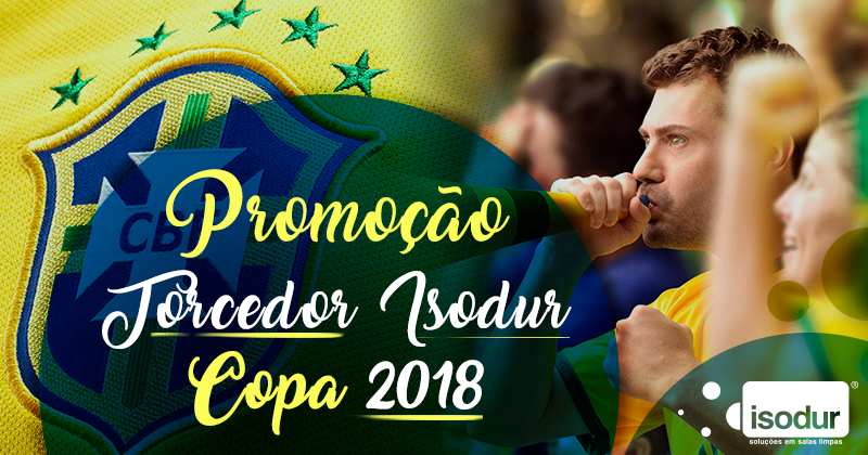 campanha torcedor isodur copa 2018